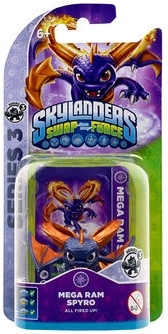 Figurka Skylanders Swap Force - SKYLANDERS SWAP FORCE RIP TIDE (PS3, Xbox 360, WiiU, Wii, 3DS)